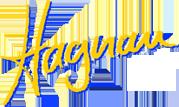 Logo der Gemeinde Haganu am Bodensee