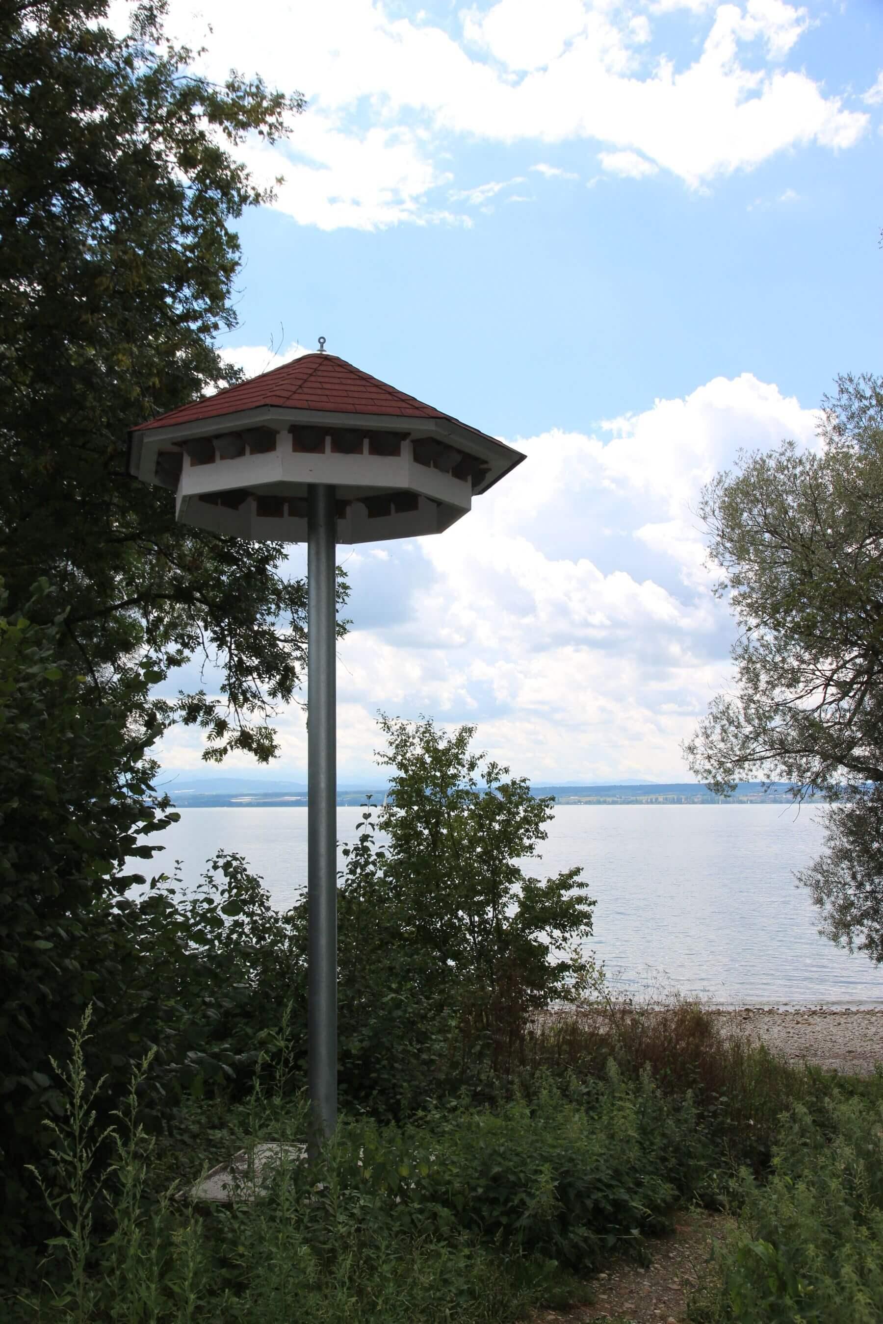 Schwalbenhaus in Hagnau