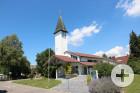 Evangelische Kirche Außenansicht