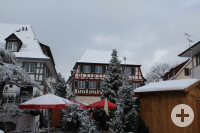 Adventsmarkt in Hagnau