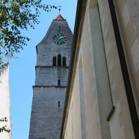 Katholische Kirche St. Johann Baptist Außenansicht