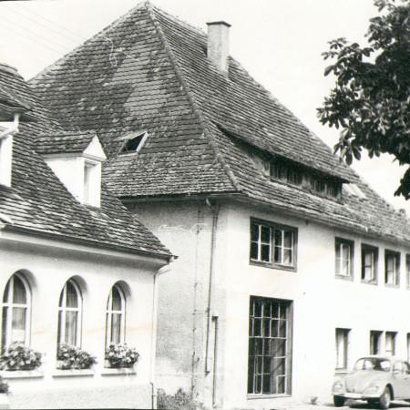 ehemaliges Wohnhaus der Familie Bissier