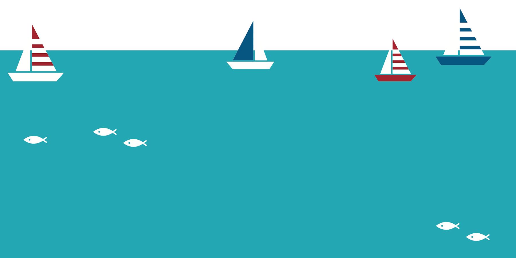 Banner-Auf zum neuen Ufer!